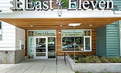 East of Eleven, 1