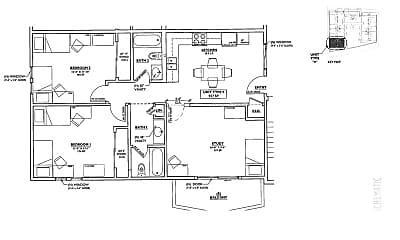 Building, 2437 Piedmont Ave, 2