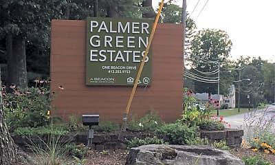 Palmer Green Estates, 1