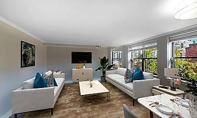 Living Room, 7 Harcourt St., #40-404, 0