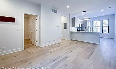Living Room, 1336 W Bryn Mawr Ave, 1
