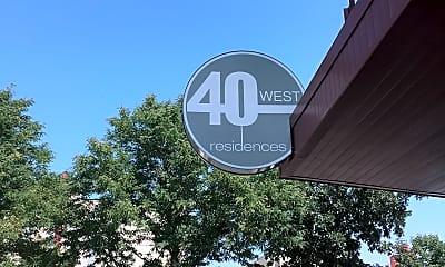 40 West Residences, 1
