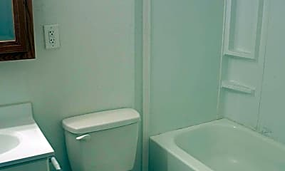 Bathroom, Parkside Terrace, 2