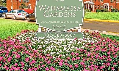 Community Signage, Wanamassa Gardens, 0