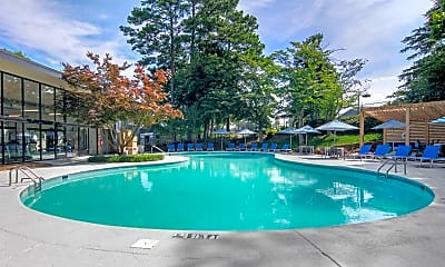 Pool, The Carson at Peachtree Corners, 1