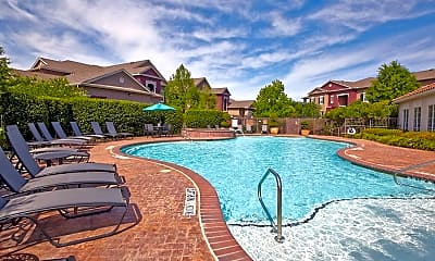 Pool, Auberry at Twin Creeks, 0