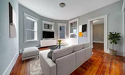 Living Room, 76 Ridgewood St, 1