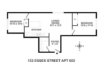133 Essex St 602, 2