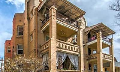 Building, 1522 N Lafayette St, 1