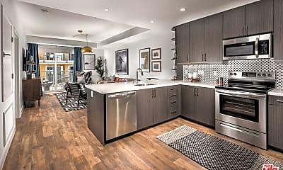 Kitchen, 555 N Spring St B825, 1