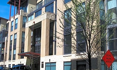 Building, 2301 Champlain St NW 107, 2