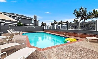 Pool, 2923 Sandy Pointe 5, 2