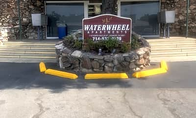 Waterwheel Apartments, 1