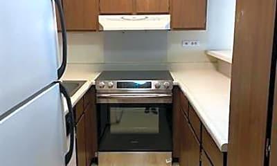 Kitchen, 2140 K?hi? Ave. 1211, 1
