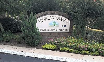 Highland Manor Senior Apartments, 1