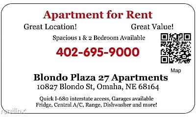 Bedroom, 10827 Blondo St, 2