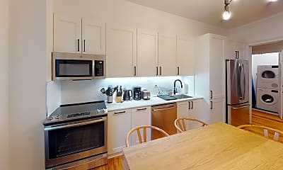Kitchen, 267 W 139th St, 1