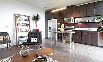 Kitchen, Belay Apartments, 0