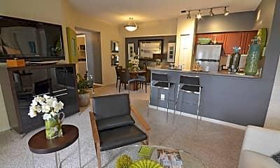 Living Room, Mira Flores, 1