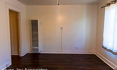 Living Room, 1610 Golden Gate Ave, 1