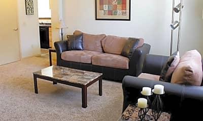 Living Room, Lakeville Court LP, 2