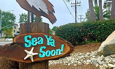 Community Signage, Beach House Apartments, 2