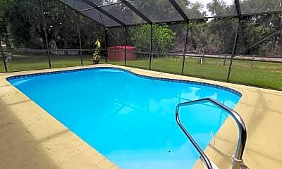 Pool, 823 Dora Ave, 1