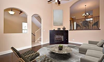 Living Room, 1502 Lakeridge Ct, 1