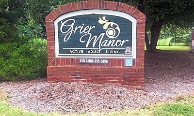 Grier Senior Manor, 1