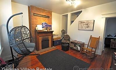 Living Room, 456 E Sycamore St, 0