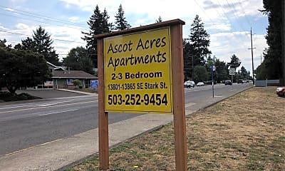 Ascot Acres, 1