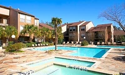 Pool, 1044 Camino La Costa, 1
