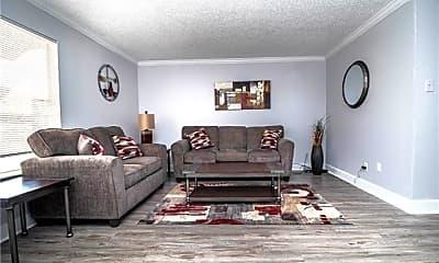 Living Room, 5430 50th St 4902-7, 1