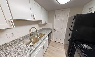 Kitchen, Red River, 0