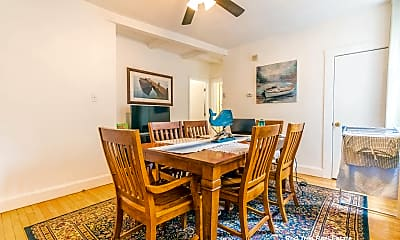 Dining Room, 1 S Whitney St, 1