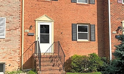 Building, 455 Ridgemore St, 0