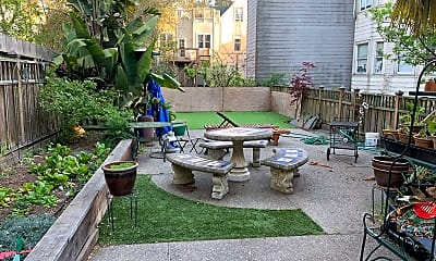 Patio / Deck, 1967 Hayes St, 2