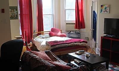 Bedroom, 4430 Pine St, 2