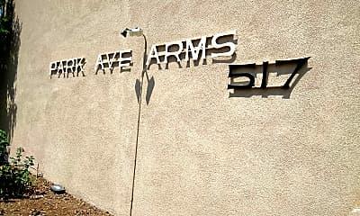 Park Avenue Arms Apartments, 1