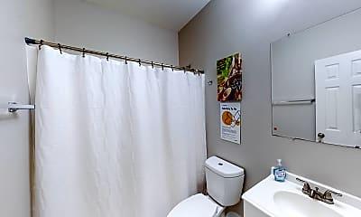 Bathroom, Room for Rent - Almond Park Home, 0