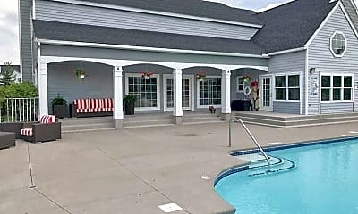 Pool, Harbor House, 1
