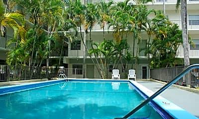 Pool, Manor Court, 0