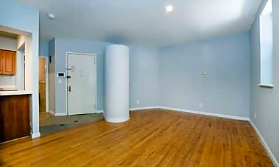 Living Room, 506 E 6th St, 1