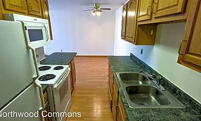 Kitchen, 1342 N Broadway Dr, 2