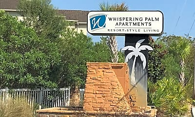 Whispering Palm Apartments, 1
