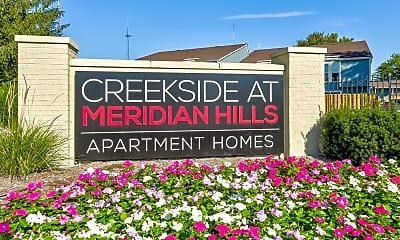 Creekside at Meridian Hills, 2