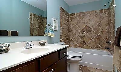 Bathroom, 1311 Rusk St., 1