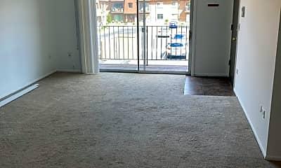 Living Room, 718 Cobblestone Cir D, 1