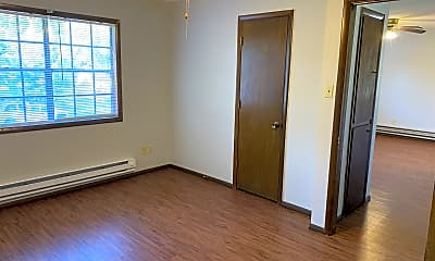 Bedroom, 2200 S M St, 1