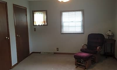 Bedroom, 1125 Bement St, 2